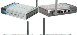 Dlink-Wiress-Router
